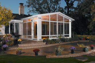 Lovely Are You Looking For A Beautiful, Open Living Space With High Vaulted  Ceilings? If So, Then A Cathedral Sunroom Also Referred To As A Gable  Sunroom Is Sure ...